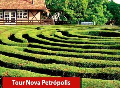 Tour Origens Alemãs e Compras - Nova Petrópolis